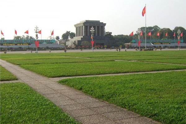 Ho Chi Minh Complex, Ba Dinh Square, Hanoi Travel Guide, Hanoi Tour