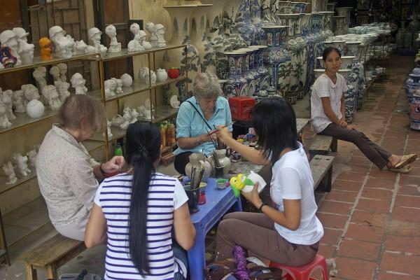 Bat Trang Ceramic Village, Hanoi, Hanoi Hotel, Hanoi Travel