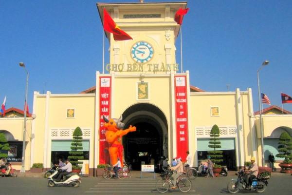 Ben Thanh Market, Ho Chi Minh City, Saigon Tour