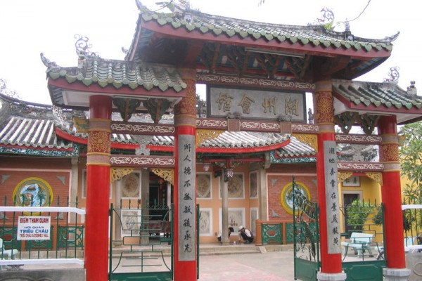 Chua Ong Pagoda, Hoian Tour, Hoian Travel