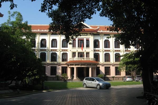 Fine Art Museum, Fine Art Museum in Hanoi