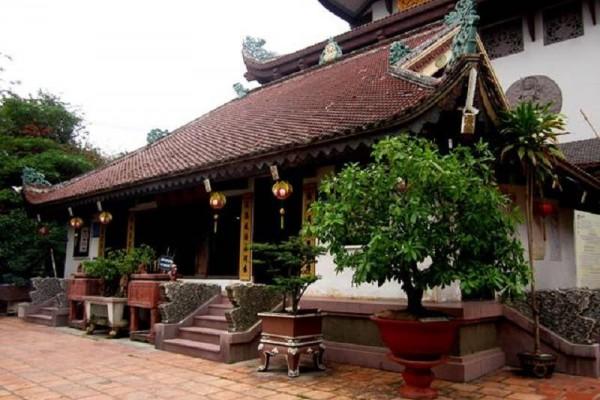 Giac Lam Pagoda - Saigon, Saigon Travel, Saigon Holidays