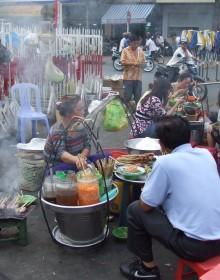 Ho Chi Minh city Street Food, Ho Chi Minh City, Ho Chi Minh City in Vietnam