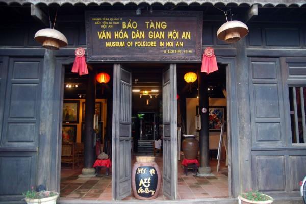 Hoi An Museum, Hoian Hotel, Chua Ong Pagoda
