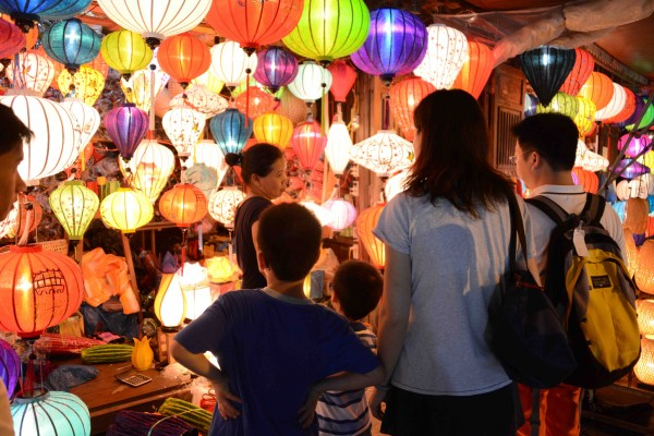 Hoian Shopping, Hoian Tour, Thu Bon River