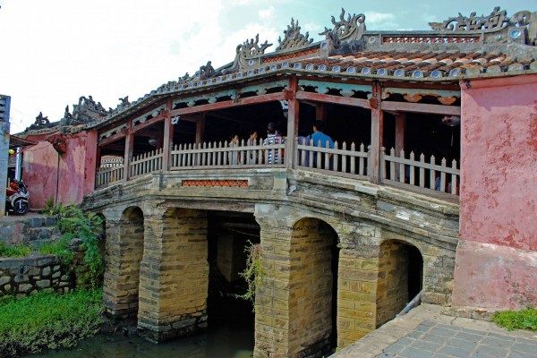 Japanese Covered Bridge, Hoi An Hotel, Hoi An Beach