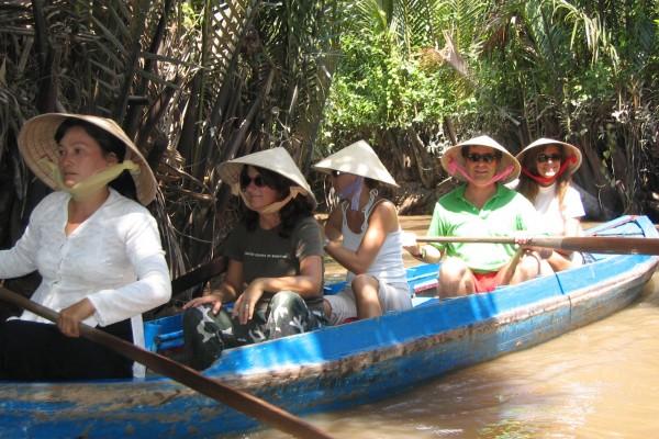 Mekong Deltal, Mekong Deltal Tour, Mekong Deltal Boat Trip