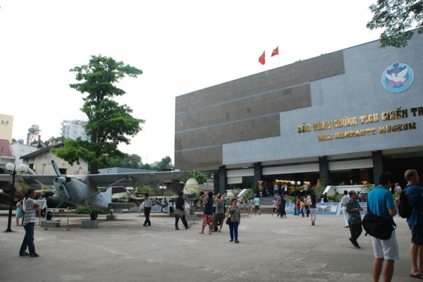 Museum of War Remnants in Saigon, Saigon Tour, Saigon Travel