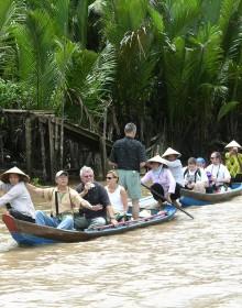My Tho, Mekong Delta, Tra Vinh