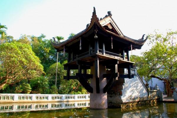 One Pillar Pagoda, Hanoi, Hanoi Pagoda