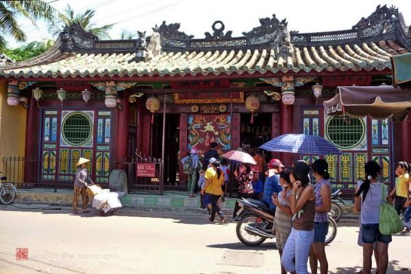 Phuc Kien Assembly Hall , Phuc Kien Assembly Hall in Hoian