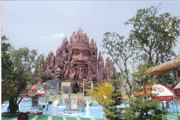 Suoi Tien Theme Park, Saigon Travel Guide, Saigon Travel