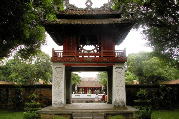 Temple of Literature, Hanoi Temple, Hanoi Pagoda