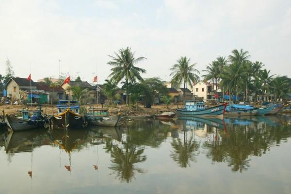 Thu Bon River, Hoi An Tour, Hoi An