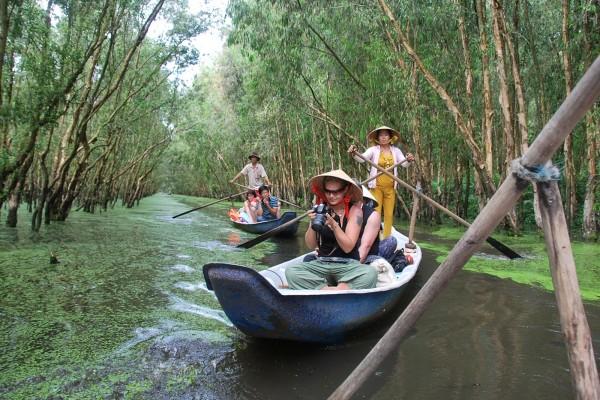 Tra Su Forest Chau Doc, Mekong Delta