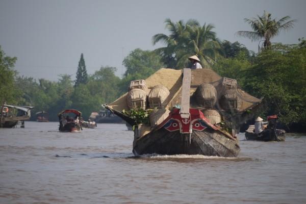 An Binh island, Vinh Long, Vinh Long Boat Trip