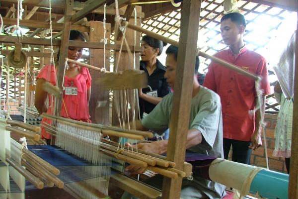 Angkor Silk Farm, Angkor Silk Farm in Siem Reap