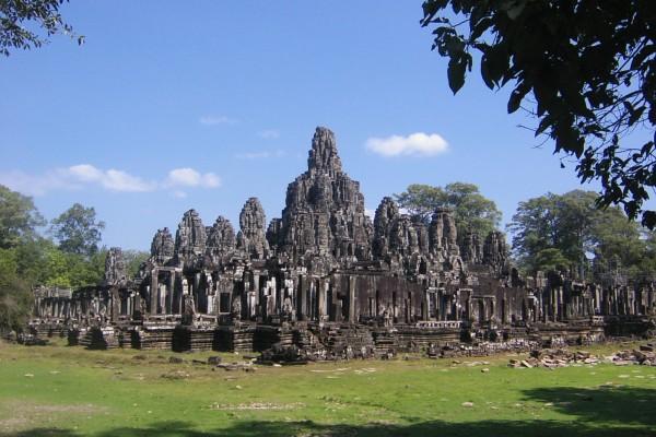 Angkor Temple Complex ,