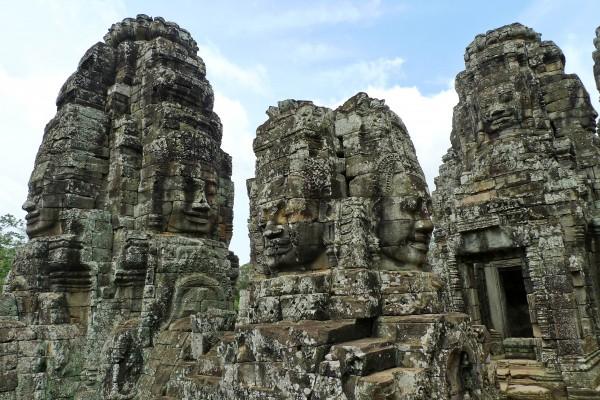Angkor Thom, Angkor Thom Temple, Angkor Thom in Siem Reap