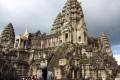 Angkor Thom, Angkor Thom Temple, Siem Reap