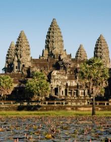 Angkor Wat, Angkor Wat Temple in Siem Reap