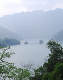 Ba Be National Park, Ba Be National Park in Bac Kan