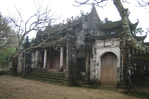 Ba Danh Pagoda, Ha Nam