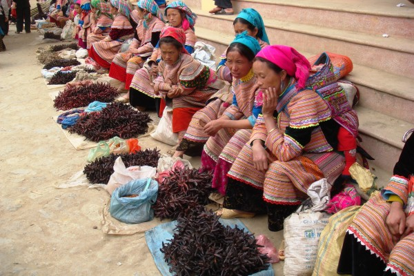 Bac Ha Market, Bac Ha Travel Guide