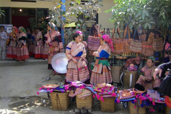 Bac Ha Market, Bac Ha Market, Bac Ha Tour