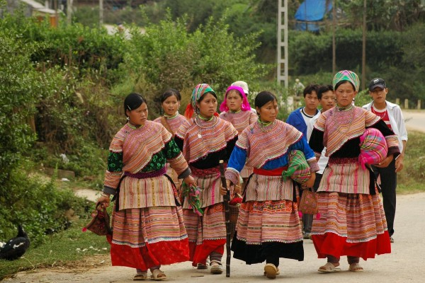 Bac Ha People, Bac Ha Highlight, Bac Ha Market
