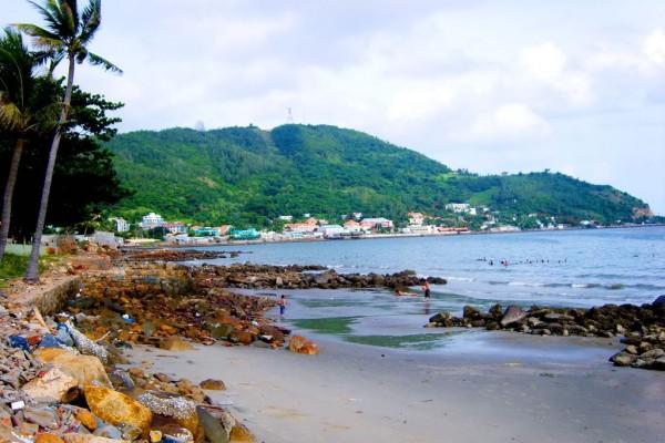 Bai Dau Beach, Vung Tau, Vung Tau Beach