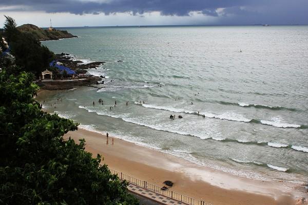 Bai Dua Beach, Vung Tau, Vung Tau Beach