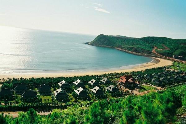 Bai Lu Beach, Vinh, Vinh City, Nghe An