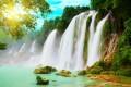 Ban Gioc Waterfall, Ban Gioc Waterfall Travel, Ban Gioc Waterfall Tour