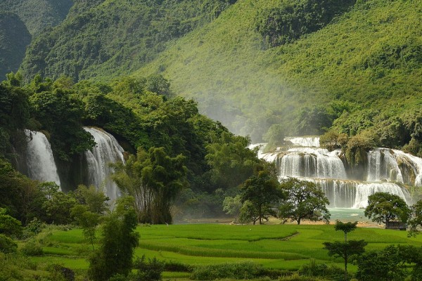 Ban Gioc Waterfall, Ban Gioc Waterfall Highlight