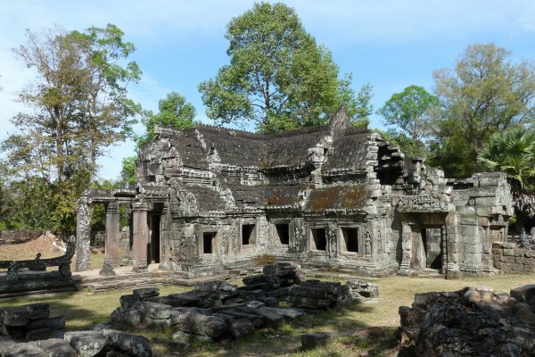 Banteay Kdei Temples, Siem Reap City, Siem Reap Travel