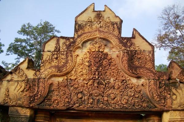 Banteay Srei Temple, Siem Reap Angkor, Siem Reap Tour