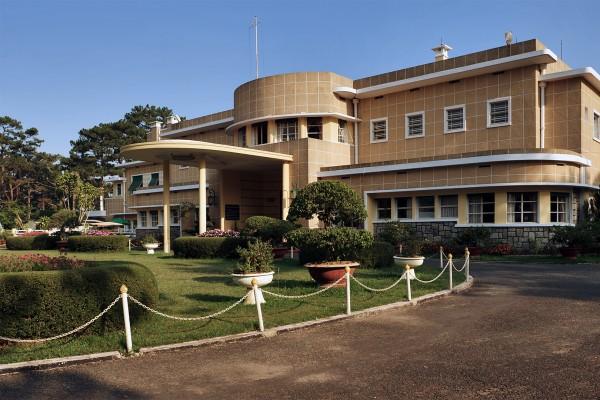 Bao Dai Palace, Dalat, DFalat Tour