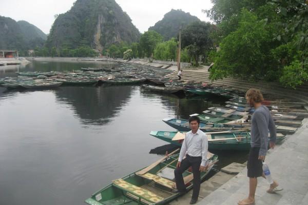 Bich Dong Cave, Bich Dong Cave in Hoa Lu Ninh Binh