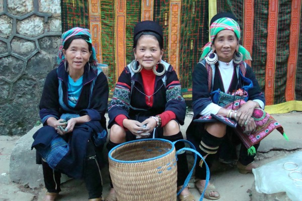 Black H'mong People, Sapa, Sapa Tour, Sapa Travel Guide