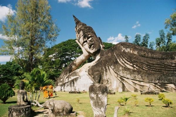 Buddha Park in Vientiane, Buddha Park, Vientiane, Laos