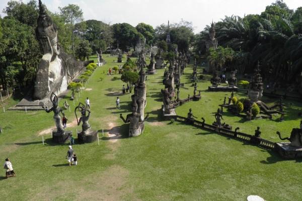 Buddha Park in Vientiane, Vientiane, Vientiane City, Laos