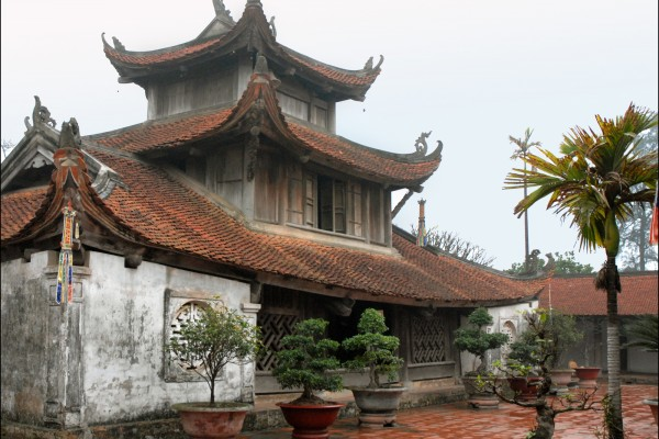 But Thap Pagoda, Bac Ninh, Bac Ninh Travel