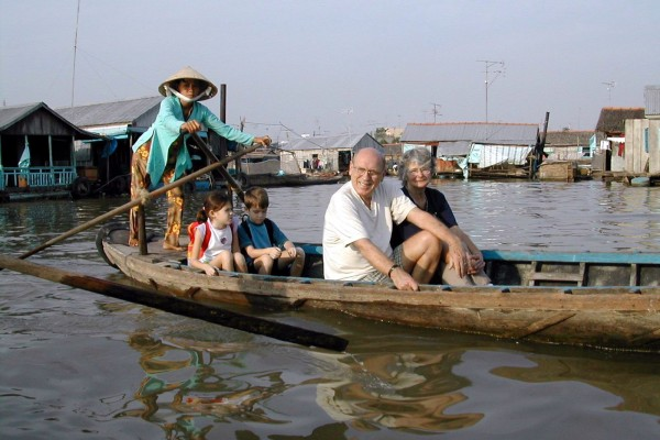 Cai Be Floating Market, Mekong Delta Tour