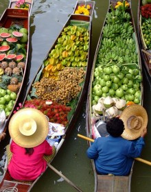 Cai Rang Floating Market, Can Tho, Can Tho Tour