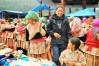 Can Cau Market, Can Cau Market in Sapa.