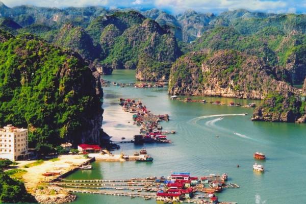 Cat Ba Island, Hai Phong City, Hai Phong