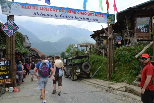 Cat Cat Village, Sapa Trekking Tour