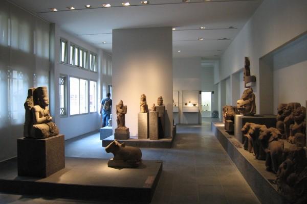 Cham Museum, Cham Museum in Hoian, Hoian