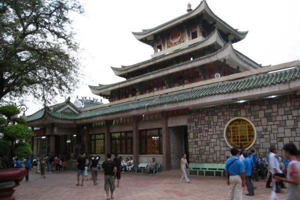 Chau Phong Temple, Chau Doc, Chau Doc Tour